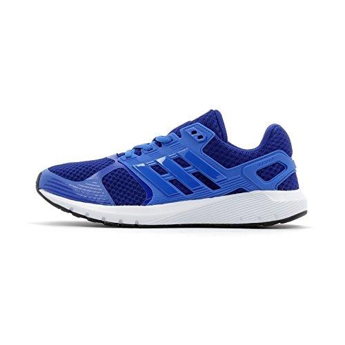 adidas Duramo 8, Chaussures de Running Compétition homme Bleu (Mystery Ink/Blue/Solar Yellow)
