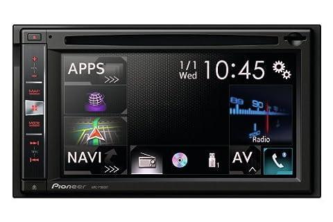 Pioneer AVIC-F960BT Navigationssystem ( 6.1 Zoll Display,starrer Monitor, 16:9,Kontinent )
