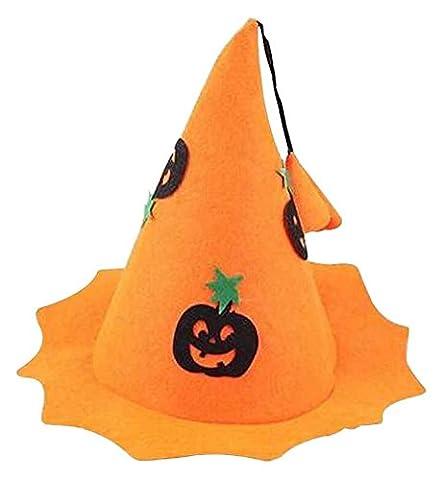Costumes Bon Marché Halloween Pour Les Costumes Adolescente - Ensemble de 3 chapeaux de Halloween Chapeaux