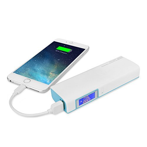 BoxWave Rejuva EnergyStick Samsung Galaxy Grand Prime Power Bank - Universal Portable 9000 mAh Rechargeable Li-ion Samsung Galaxy Grand Prime Battery Charger/Power Bank with Backlit Digital LED Power Display and Built In High Output USB Ports  available at amazon for Rs.7659