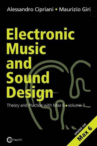 Electronic music and sound design: 1