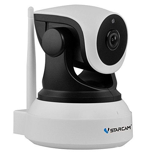 Vstarcam C7824WIP Upgrade-Version 720P HD Überwachungskamera Wifi IP Kamera Smart Home Kamera Sicherheitskamera mit Nachtsicht für Baby, Haustier, ältere Menschen
