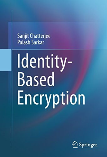 Identity-Based Encryption (English Edition)