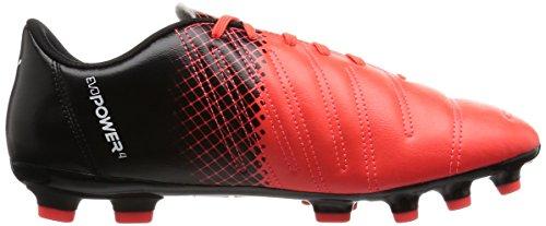 Puma Herren Evopower 4.3 Tricks Ag Fußballschuhe, 45 EU Rot (Red blast-puma white-puma Black 03)