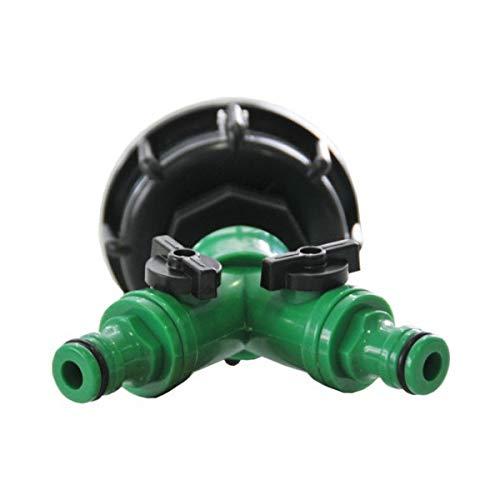 Multitanks 2-Wege-Schalter für IBC-Tank, 1000 Liter