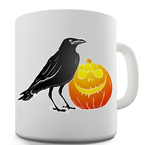 TWISTED ENVY Lustige Kaffee Tasse Becher Halloween Black -