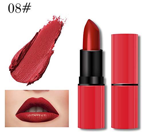 Lipgloss,Rabatt,PorLous 2019 Beliebt 1 STÜCK Neue Mode Wasserdichte Matte Flüssigen Lippenstift Kosmetik Sexy Lipgloss Feuchtigkeitsspendend 3