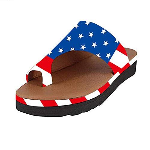 Lässige Essex Short (LILIHOT Frauen Thick Bottomed Sandal Schuhe Keilabsatz Sandalen Clip Toe Sommer Strand Schuhe Beach Sneakers Strandschuhe Trekking Wanderschuhe Bohemian Pantolette)