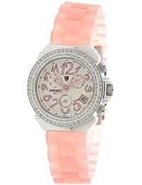 Lancaster OLA0226IS-SLRORO - Reloj para mujeres, correa de goma color rosa