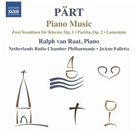 Piano Sonatine, Op. 1, No. 2: I. Allegro energico