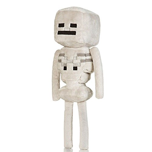 Skeleton Plush - Minecraft - 33cm 13""