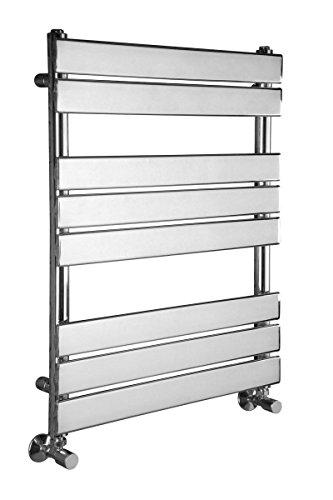 800 x 400 mm Toallero radiador con Panel Plano EMKE