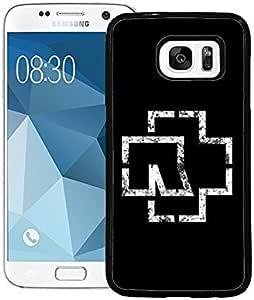 Kawaii Stylish Rammstein Logo Design Für Samsung Galaxy S7 Hülle Fall Abdeckung Personlized Rammstein Logo Samsung Galaxy S7 Tpu Flexible Frame Drop Protection Back Cover Geschenk Für Man Elektronik