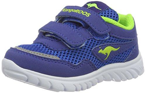 KangaROOS Inlite 3003b, Baskets Basses mixte enfant blau