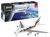 Revell 03882 Airbus A380-800 Emirates Wild Life originalgetreuer Modellbausatz für Experten, Mehrfarbig, 1/144 -