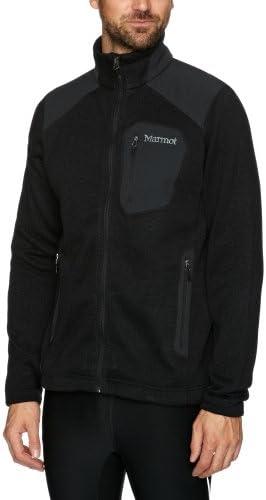 Marmot - Giacca in pile Wrangell, uomo, uomo, uomo, nero (nero), x-large | Trendy  | Beni diversi  c5eb4e