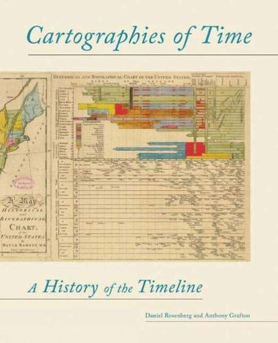 Cartographies of Time: A History of the Timeline por Daniel Rosenberg