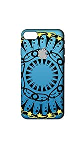 Indian Art Designer Mobile Case/Cover For Apple iPhone 7