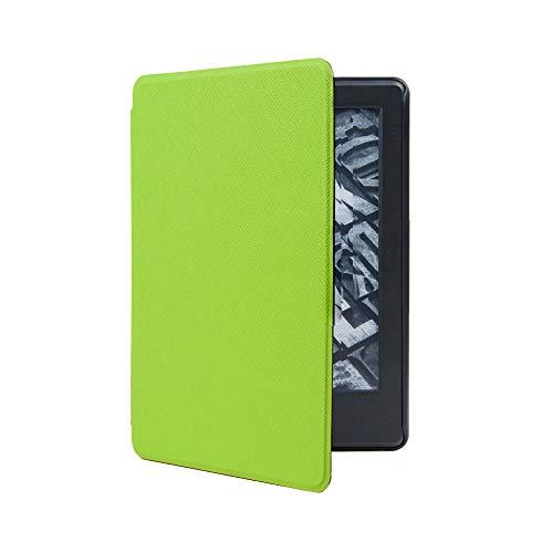 Bestes Kindle-Zubehörteil! Beisoug Ultra Slim Smart Leder Magnetic Case für Amazon Kindle Paperwhite 4 2018 (Geschichte Internationale)