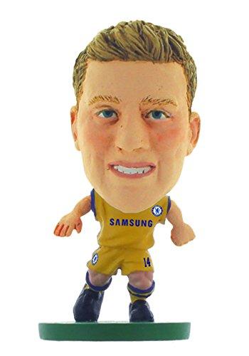 Creative Toys Company - Soccerstarz - Chelsea Andre Schurrle **AWAY KIT** (2015 version) /Figures (1 TOYS) -