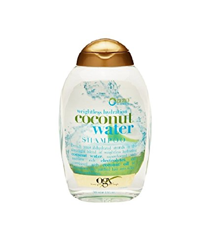 Organix Shampoo Coconut Water 385 ml Weightless Hydration (Pack of 2)