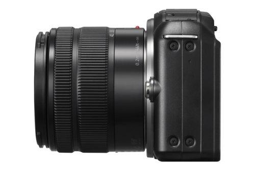 Panasonic DMC-GF5KAEGK Lumix Systemkamera (12 Megapixel, 7,5 cm (3 Zoll) LCD, Touchscreen, Full-HD, AVCHD) inkl. H-FS1442AE-K Lumix Vario Objektiv schwarz - 5
