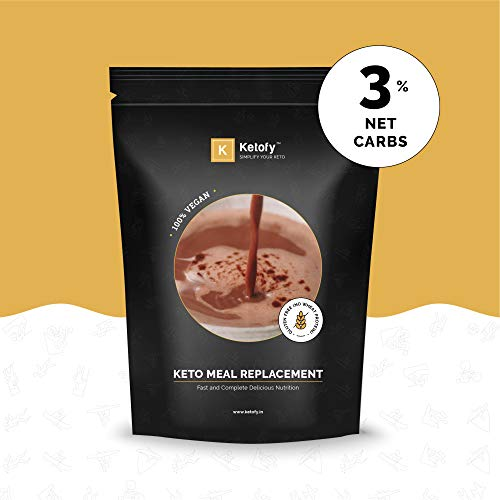 Ketofy – Keto Meal Replacement (750g) | Simple On-The-Go Nutrition For Advanced Weight Management