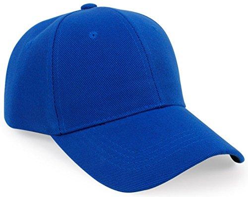 Westeng Baseball Kappe Unisex verstellbare Sonnenschutzkappe in reiner Farbe,Blau (Kappen Blaue)
