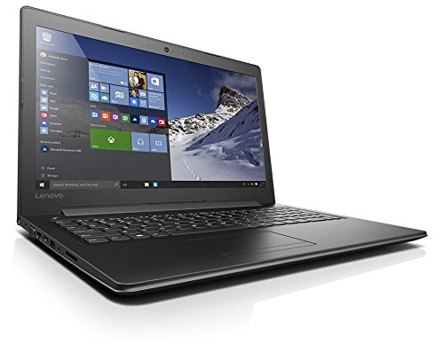 "Lenovo Ideapad 310-15ABR - Portátil de 15.6"" HD (AMD A10-9600P, 12 GB de RAM, disco HDD de 1 TB, Gráficos integrados de AMD, Windows 10 Home), color negro - Teclado QWERTY Español"