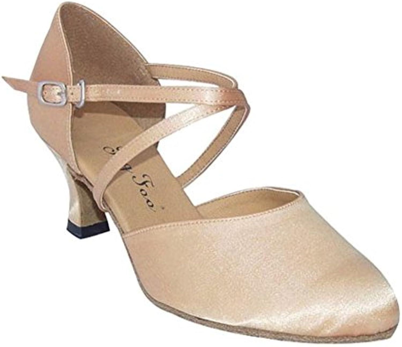 Lady danza moderna scarpe Ballo Ballo Ballo Le scarpe del ballo valzer Scarpa fondo soffice bassa danza | Online Shop  | Maschio/Ragazze Scarpa  1a0b00