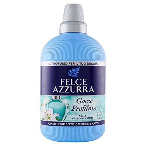 Formel Lilie (– Felce Azzurra–weich Line Drops of Perfume Lilie & weißem Moschus–750ml)