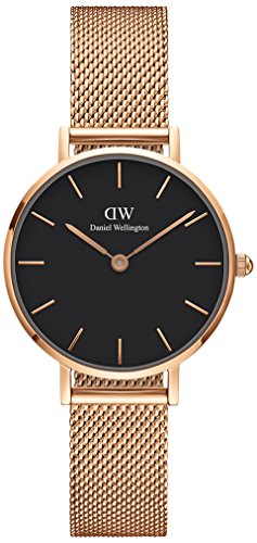 Daniel Wellington Classic Analogue Black Dial Women's Watch
