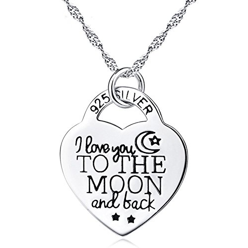sterling-silver-heart-round-i-love-you-to-the-moon-and-back-pendant-necklace-for-mum-daughter-teenag