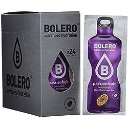 Paquete de 24 sobres bebida Bolero sabor Maracuyá