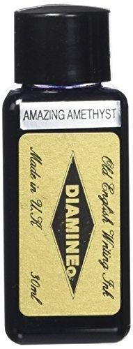 Diamine Ink,Amazing Amethyst,Violett,Lila,Tinte für Füllfederhalter,30 ml