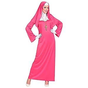 WIDMANN 09951 - Disfraz para mujer, color rosa
