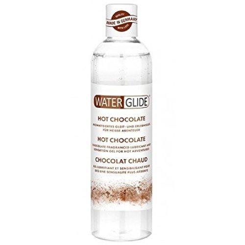 Gleitgel Waterglide | wasserbasierte Langzeitwirkung | Schoko-Aroma | 300 ml