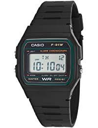 Reloj Hombre Casio Collection Vintage F-91W-3DG