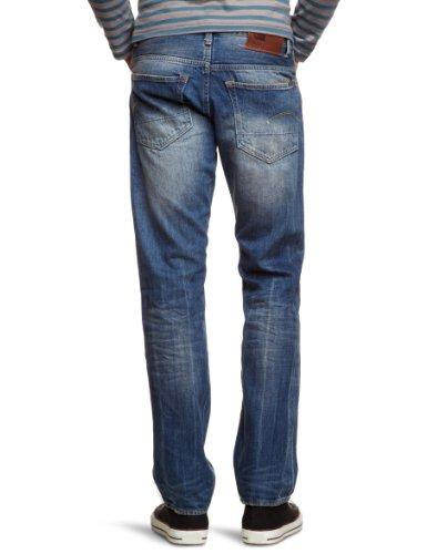G-Star Herren Straight Leg Jeanshose Blau - Blau