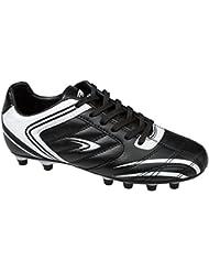 f45c1d0ace9b2 Amazon.fr   Noir - Chaussures   Football   Sports et Loisirs