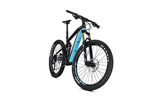 Focus E-Mountainbike 27 Zoll E-Bike Jam² Plus LTD E-Bike - 10-Gang-Kettenschaltung, Fully - schwarz