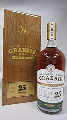 Macallan - John Crabbie Limited Edition Single Malt - 25 year old Whisky