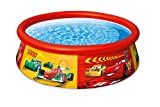 INTEX Piscinette CARS Easy Set autoportante 1,83 x...