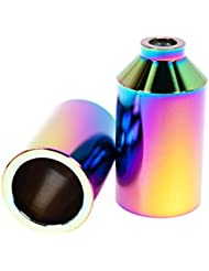 Blunt Scooter - Trotinette Freestyle Pegs Blunt Pegs Chromo Oil Slick - Taille:one Size