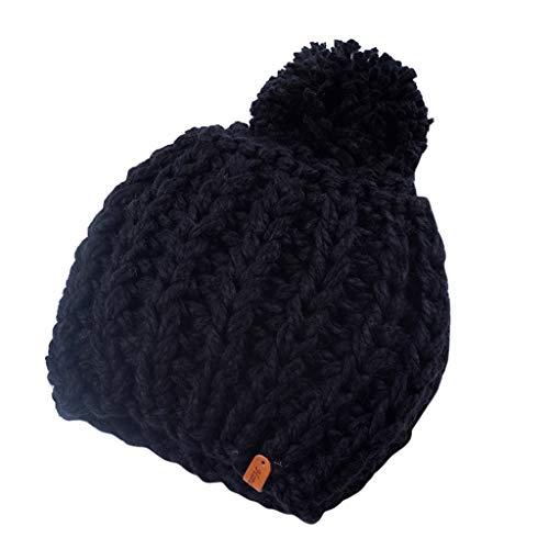 ➤Refill➤ Hüte, Mützen & Caps für Mädchen,Mama und Baby Stricken Wolle Winter halten warme Mütze