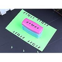 Sharplace Fustellatrice Per Fare Cartolina Fai Da Te Di 44 Modelli Album  Carta Craft Fotografico Personalizzato ... 1da2858cefae