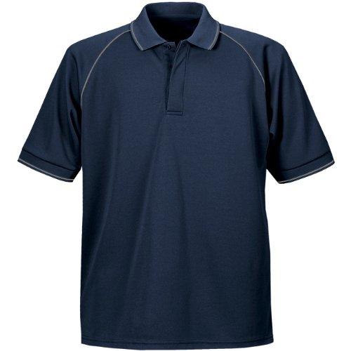 Stormtech Mojave Coolmax® Sport Herren Polo-Shirt, Kurzarm Schwarz/Eisen