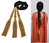 Baal Punjabi Style Hair Parandi For Women For Wear With Punjabi Suits In Black Colour Pack Of 1