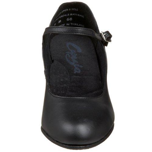 Capezio 650 studenti del piede della luce della fase di scarpe Nero