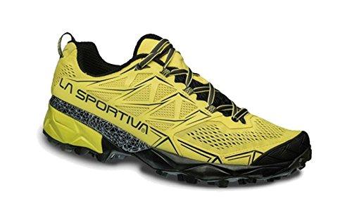 La Sportiva Akyra, Scarpe da Trail Running Uomo, Giallo (Butter 000), 44 EU